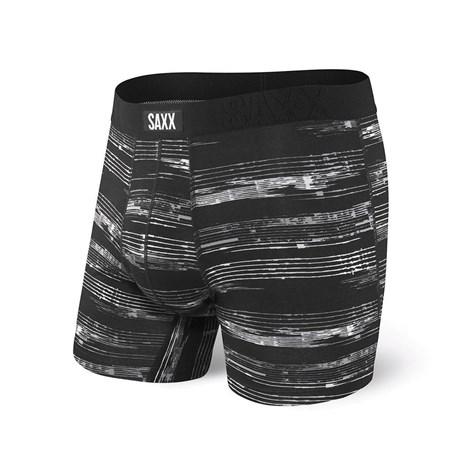 Pánské boxerky SAXX Ken černobílé