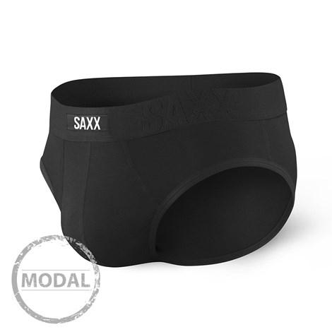 Saxx Pánské slipy SAXX Undercover Black černá L