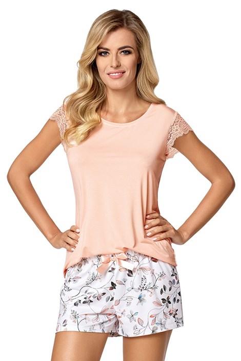 Nipplex Dámské pyžamo Samuela milky XL