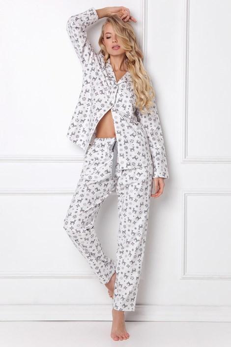 Dámske flanelové pyžamo Serene