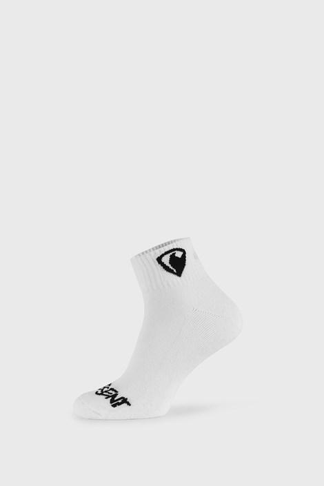 Białe skarpetki Represent Short