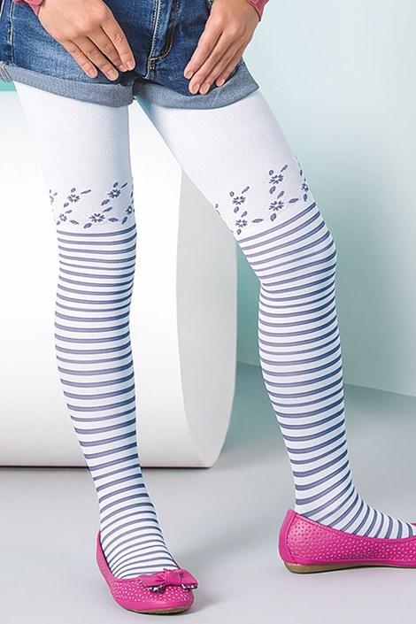 Gabriella Dívčí punčochové kalhoty Sisi ink 140-146