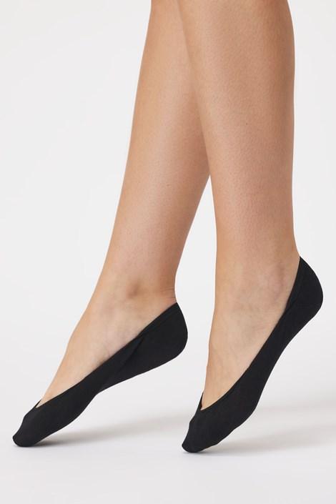 Gabriella Bavlněné ťapky do balerín černá 39-41