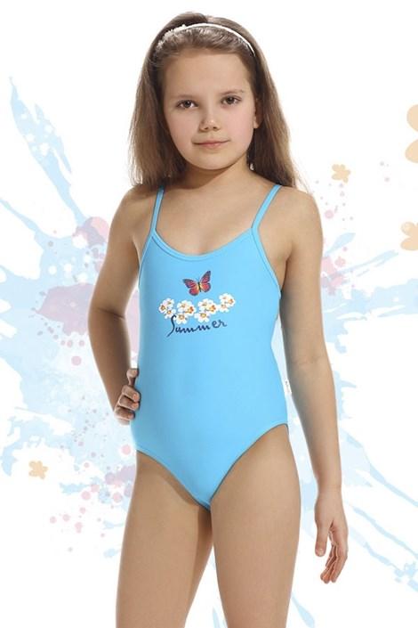 Plavky dívčí Summer