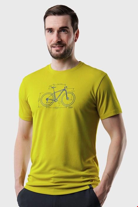 Světle zelené triko LOAP Mugs