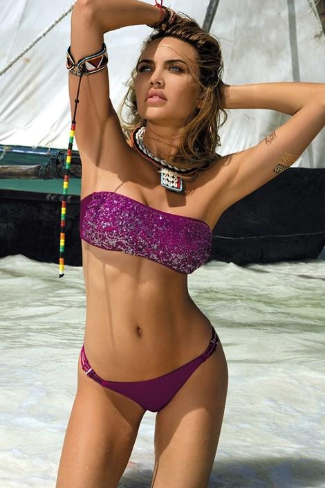 Dámské dvoudílné plavky Layla Violet