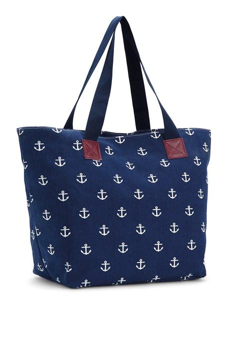 Noidinotte Plážová taška TR 212 Blue modrá uni