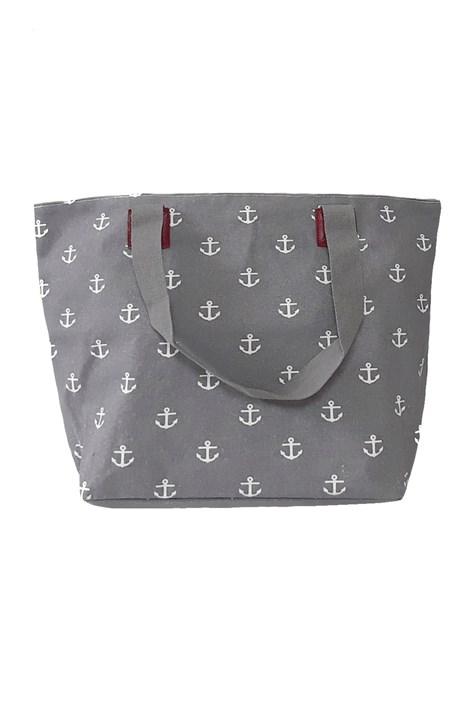 Noidinotte Plážová taška TR212 Grey šedá uni