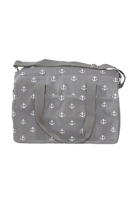 Noidinotte Velká taška TR213 Grey šedá uni