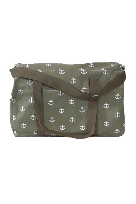 Noidinotte Velká taška TR213 Green khaki uni
