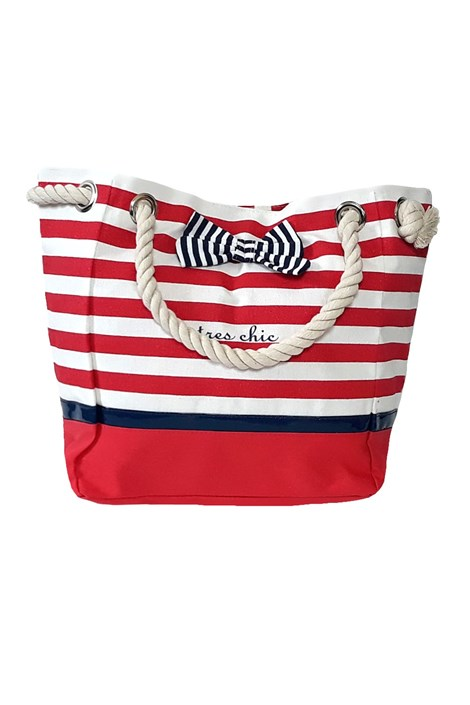 Noidinotte Plážová taška TR219 Red červená uni