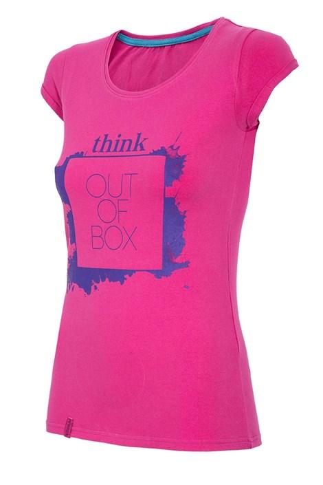 Dámské sportovní tričko 4F Think out of box