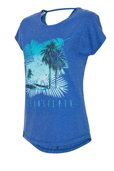 Dámské sportovní tričko 4f Ocean