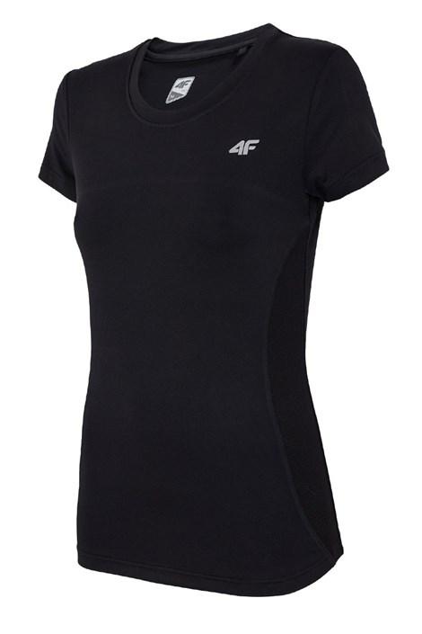 4F Dámské sportovní triko Dry Control 4f černá XS