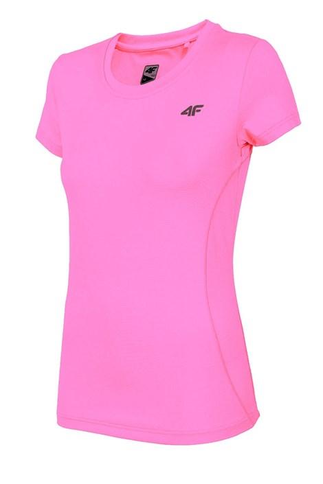 Dámské sportovní tričko Dry Control 4f Pink