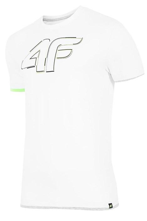 Pánské sportovní tričko 4f White
