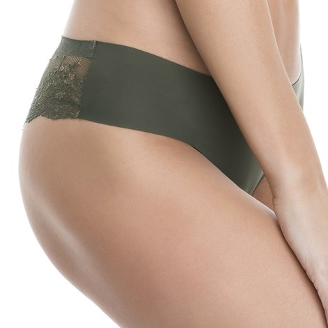 Julimex Brazilky Maia Invisible II khaki XL