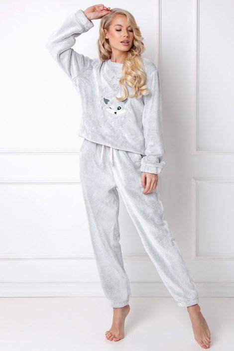 Ciepła damska piżama Therry