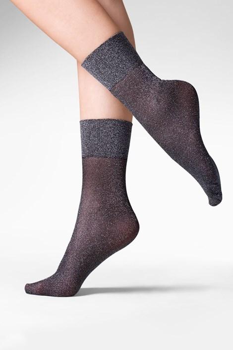 Gabriella Dámské ponožky Tova černá uni