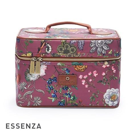 Essenza Home Kosmetický kufřík Essenza Tracy Masala bordo uni