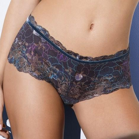 Vova Kalhotky Marine Lilly francouzské modrofialová 44