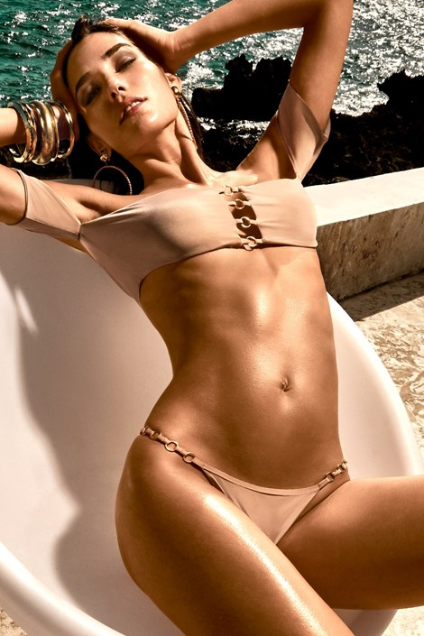 Vacanze Dámské dvoudílné plavky Terisa tělová S