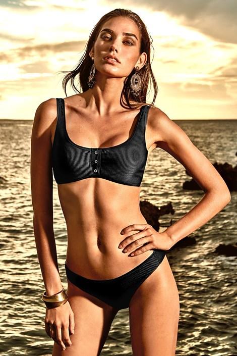 Vacanze Dámské dvoudílné plavky Zoe I černá S
