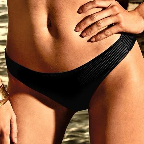 Vacanze Spodní díl dámských plavek Zoe I černá M