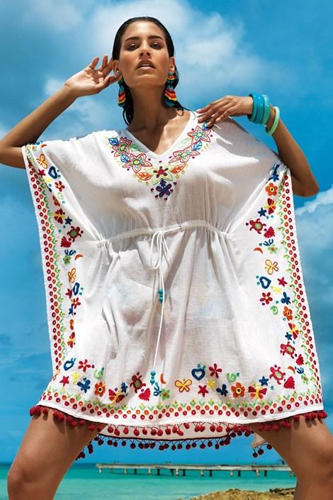 Dámské letní plážové šaty Sara z kolekce Vacanze