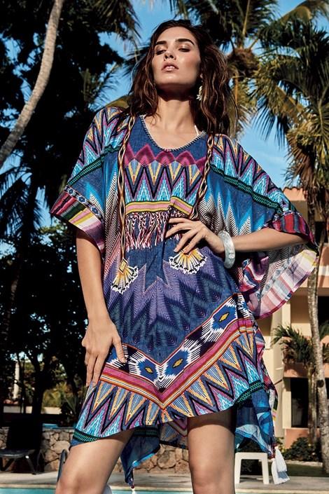 Vacanze Dámské plážové šaty Alessia barevná uni