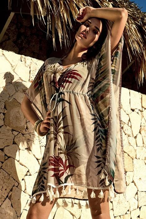 Vacanze Dámské plážové šaty Elisa barevná uni