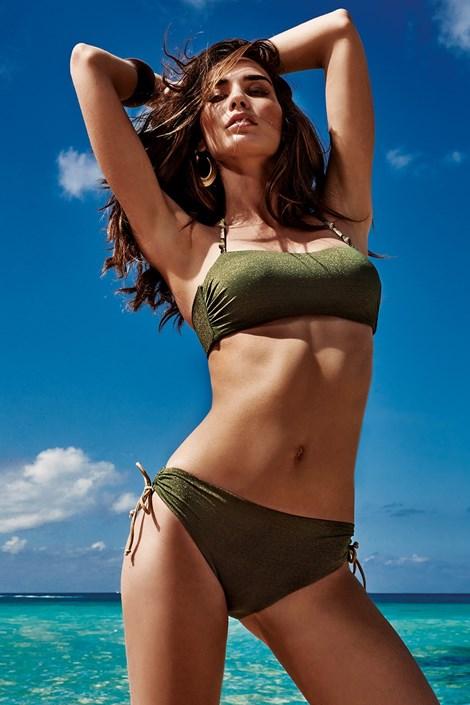 Vacanze Dámské dvoudílné plavky Anabele zelená 40