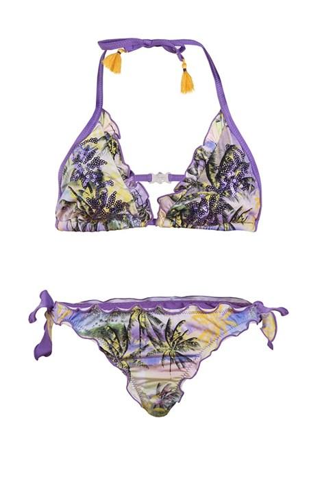 Vacanze Dívčí luxusní plavky Halle barevná 8