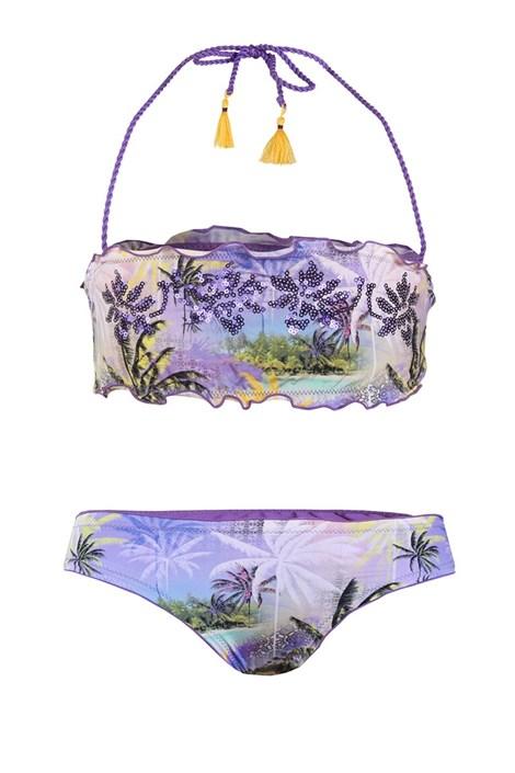 Vacanze Dívčí luxusní plavky Sally barevná 6