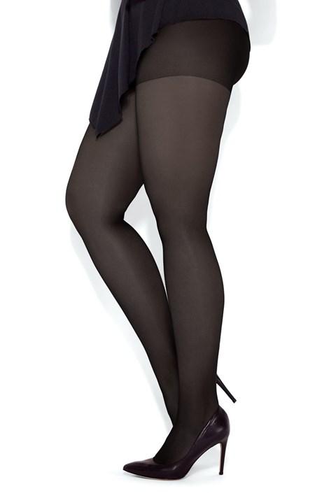 MONA Punčochové kalhoty pro plnější tvary Viola 15 DEN grafit 6