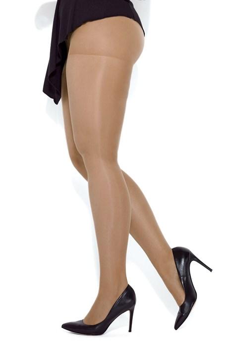 MONA Punčochové kalhoty pro plnější tvary Viola 20 DEN visone 6