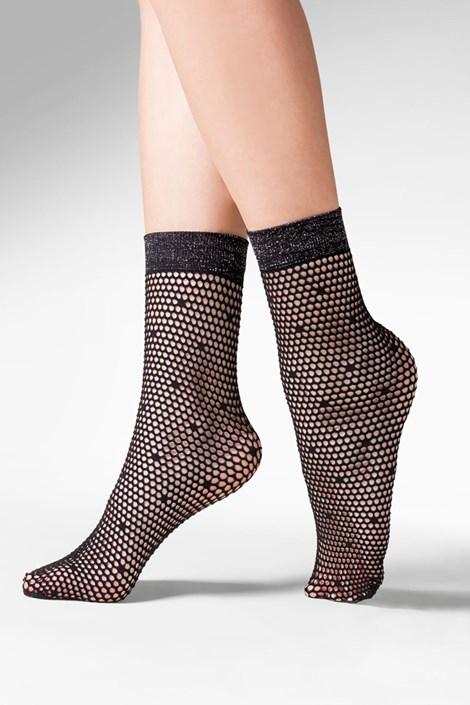 Gabriella Dámské ponožky Viva černá uni