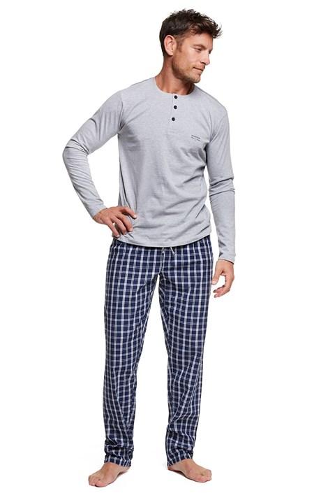 Henderson Pánské pyžamo Void šedá XXL