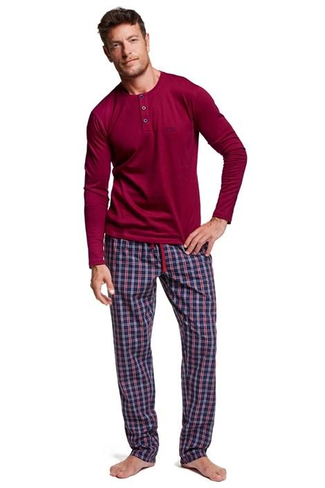 Henderson Pánské pyžamo Void červená XXL