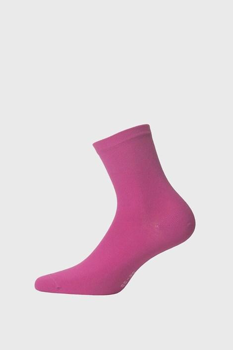 Wola Dětské ponožky hladké jednobarevné fuchsie 36-38