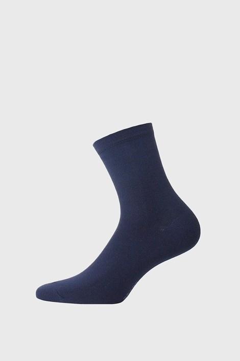 Wola Dětské ponožky hladké jednobarevné modrá 33-35