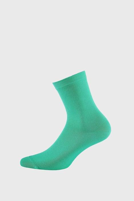 Wola Dětské ponožky hladké jednobarevné tyrkysová 36-38