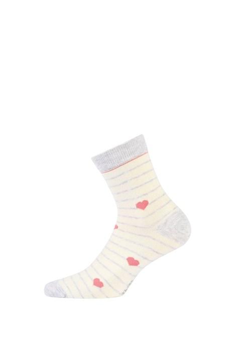 Dětské ponožky Srdce