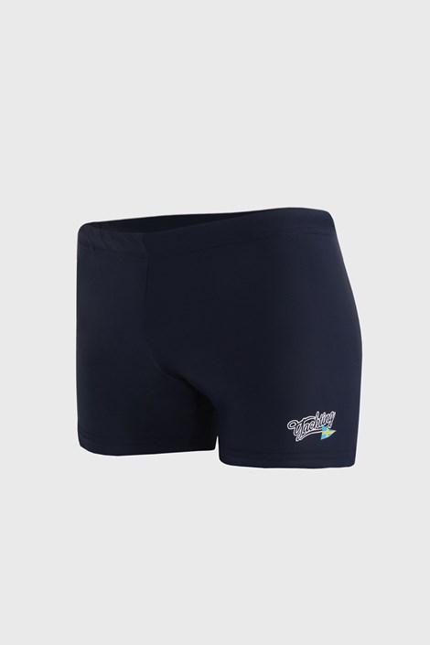 Cornette Modré koupací boxerky Yachting navy XXL