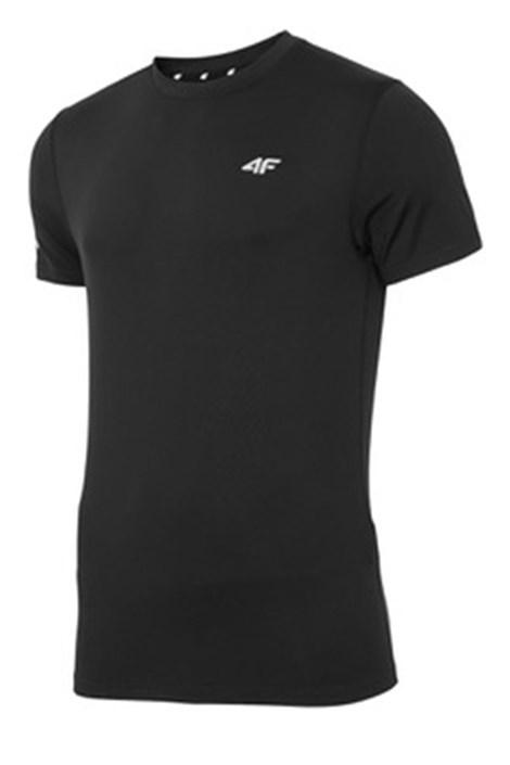 4F Pánské tričko 4F Dry Control Black černá XXL