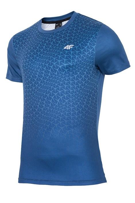 4F Pánské funkční tričko 4F Dry Control Dynamic Blue modrá XXL