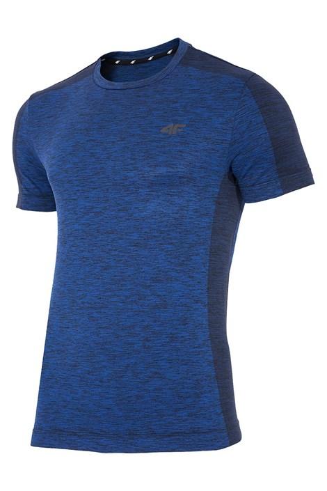 4F Pánské funkční tričko 4F Dry Control Blue modrá XXL
