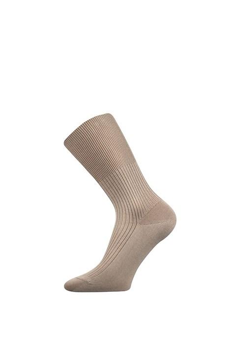 Lonka Ponožky Drava bavlněné béžová 46-48