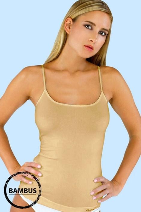 Gina Košilka Bamboo prodloužená tělová L/XL