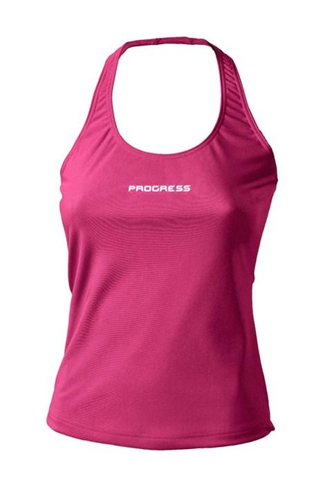 PROGRESS sportswear Dámské plavky Cascada růžové tankiny růžová 36